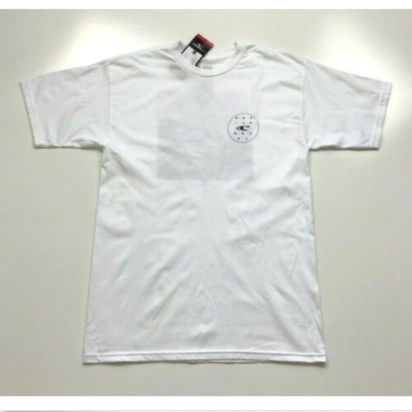 O'Neill Other - O'Neill Men's Graphic Cotton T-Shirt White
